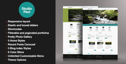 43_Studio Paul - Responsive Wordpress Theme