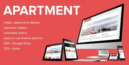 4_Apartment - Responsive & Retina Ready