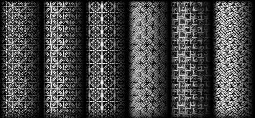 20 Pixel Art Patterns