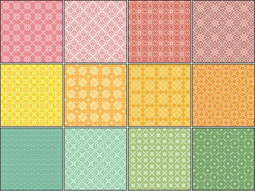 24 Free Pixel Patterns