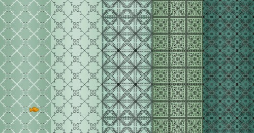 5 Photoshop Pixel Patterns