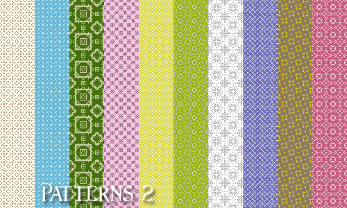 Free Patterns for Designer