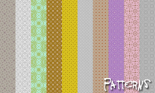 Free Patterns for Photoshop
