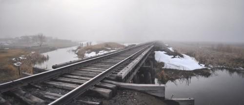 Railroad Pano