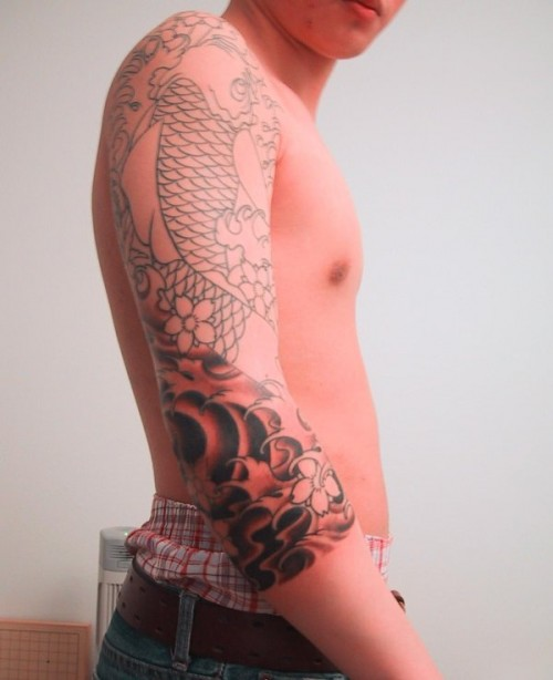 Sleeve Tattoo Designs Ideas Webdesignerdrops