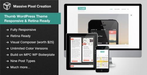 Thumb WordPress Theme