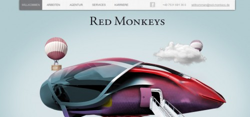 Red Monkeys