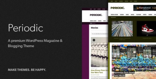 Periodic - Premium WP Magazine Theme