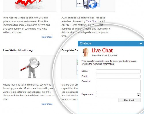 My LiveChat