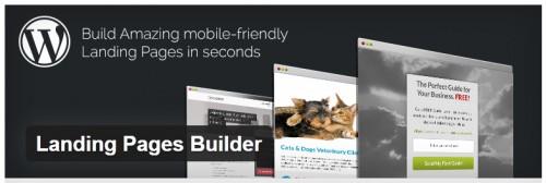 Landing Pages Builder