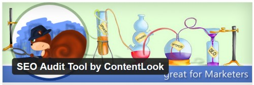 SEO Audit Tool by ContentLook