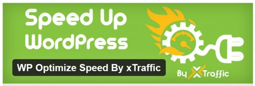 WP Optimize Speed By xTraffic