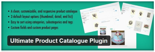 Ultimate Product Catalogue Plugin