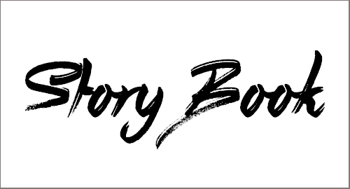 Story Book Font