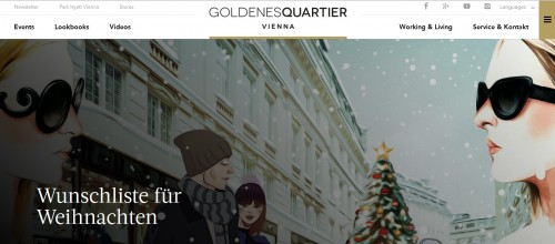 Goldenes Quartier