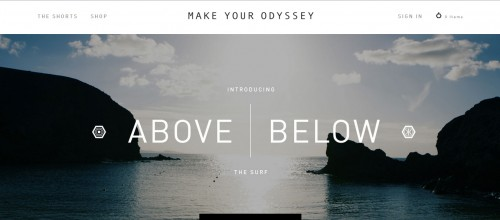 Make Your Odyssey